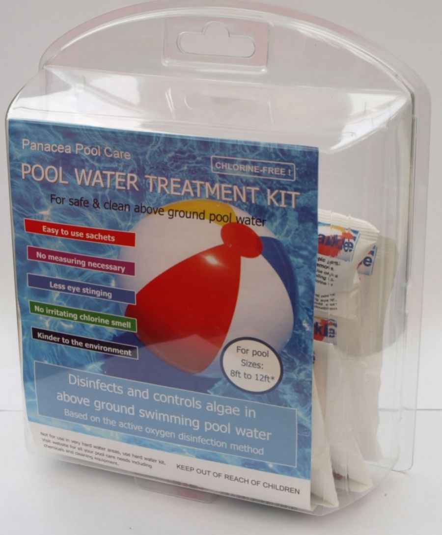 Non Chlorine Sachet Pool Kit - Swimming pool chemicals supplier, hot